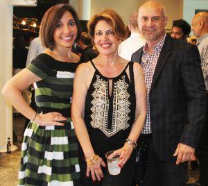 Linda Yaccarino, Maria van Vlodrop, Claudio Madra