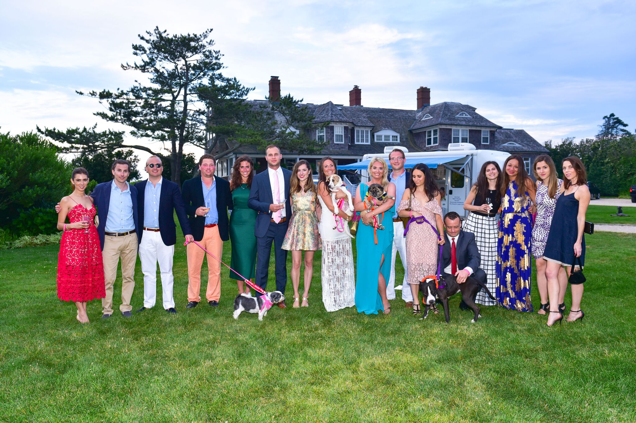SOUTHAMPTON ANIMAL SHELTER FOUNDATION'S 7TH ANNUAL UNCONDITIONAL LOVE GALA