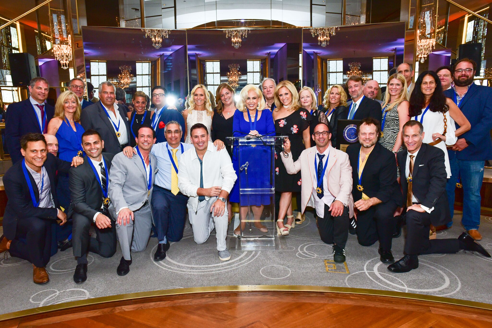 Harriette Rose Katz Hosts The Chosen Few's 2nd Anniversary & New Member Induction Ceremony at The Rainbow Room