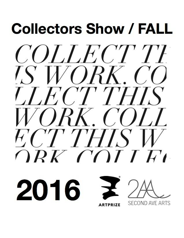 Announcing Collectors Show / FALL 2016