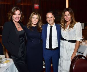Luann De Lesseps, Cheri Kaufman, David Hryck, Kelly Killoren Bensimon_Credit Sean Zanni