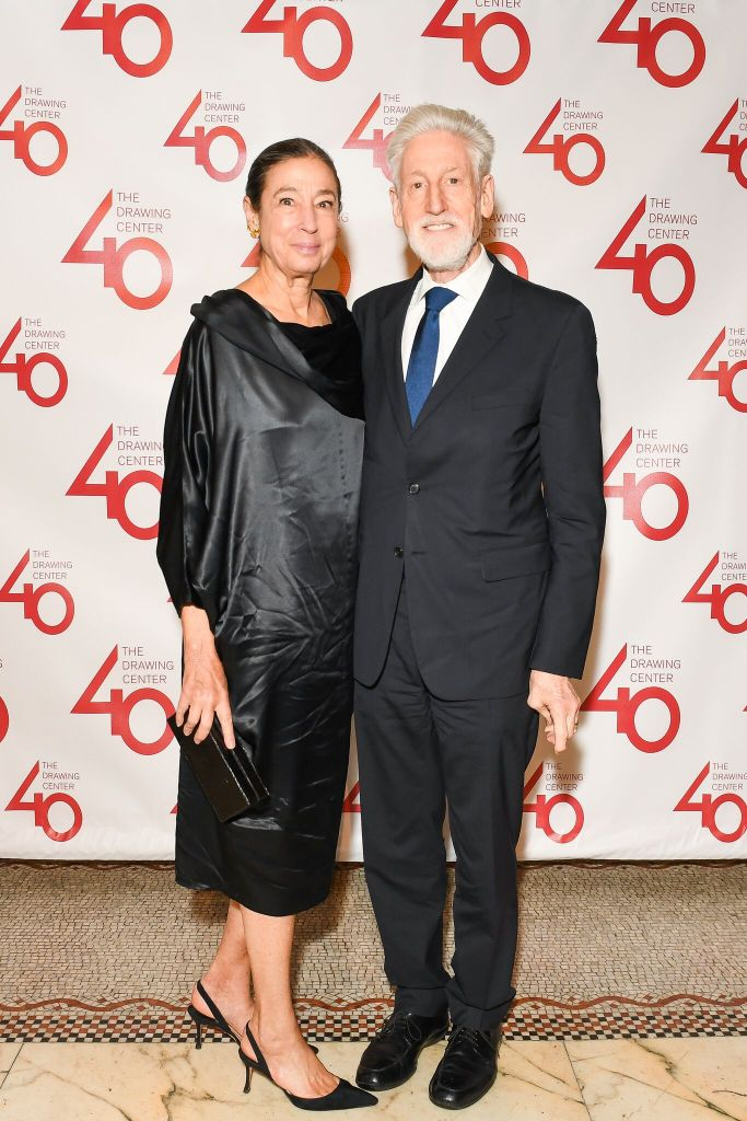 Michele Oka Doner and Frederick Doner _Photo Credit Hunter Abrams / BFA.com