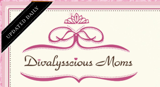 Diva Mom Website Logo