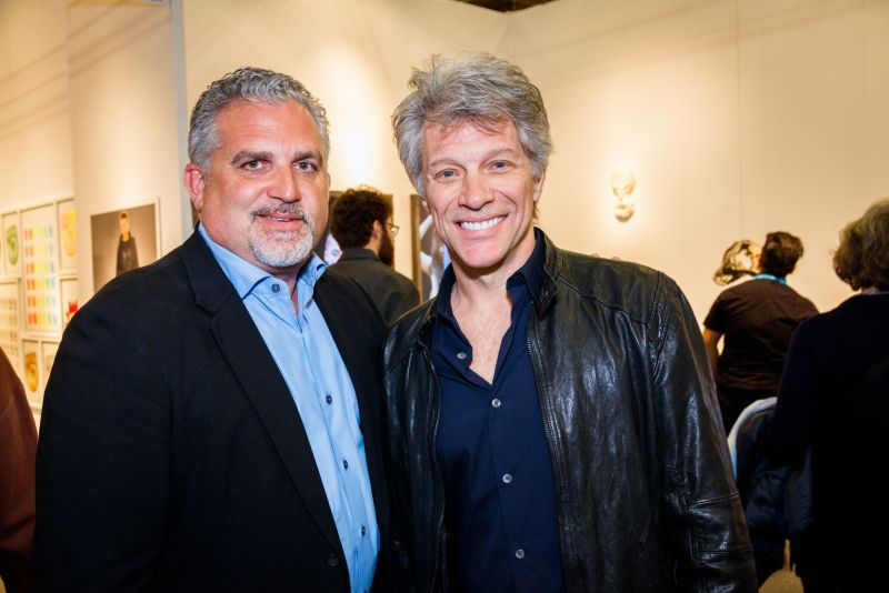 Nick Korniloff and Jon Bon Jovi_Photo David Willems