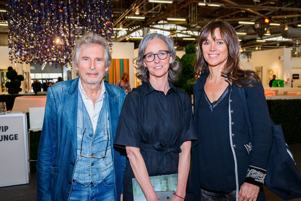 Paul Jambers, Katelijne DeBacker and Pascale Naessens_Photo David Willems
