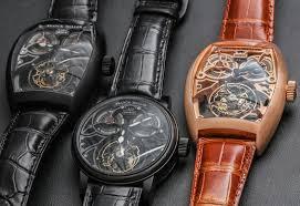 Frank Muller Watches taken from http://www.ablogtowatch.com/watch-brands/franck-muller/