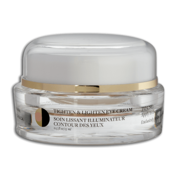 This complete eye cream formula contains the newest active to efficiently treat the GLOBAL contour of the eye. Visible eye lifting effect of the eye contours. Helps fade dark circles, and diminish puffiness.