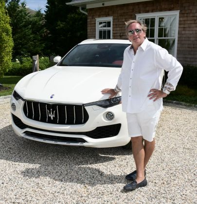 RAND LUXURY  Hosted A Charity Brunch & Silent Auction in the Hamptons with Ferrari Maserati of Long Island