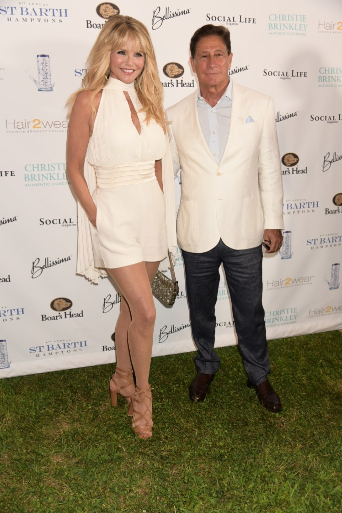 Christine Brinkley and Dr.Nicholas Perricone_Credit Rob Rich