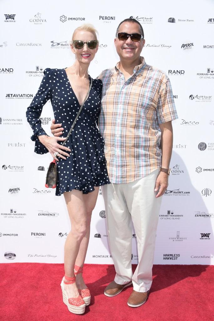Katrina Peebles and Don Peebles_Credit Rob Rich/SocietyAllure.com
