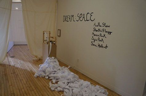 Steinhardt students experiment with 'Dream:Space,' 'Mercy Me' exhibits
