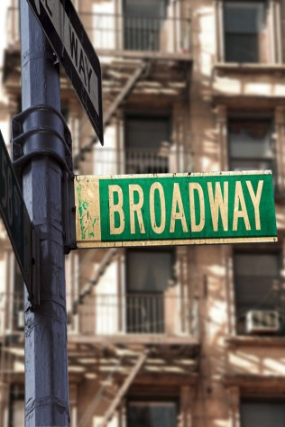 Broadway rolls out red carpet