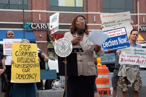 Councilwoman James wins NYC public advocate runoff