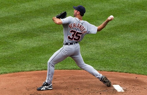 Verlander unbeatable in playoffs