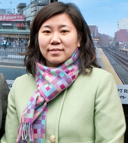 Meng first Asian American woman elected to New York Congress