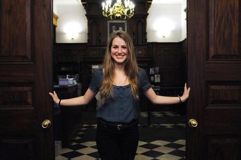 Lauren Kalogridis: the guardian