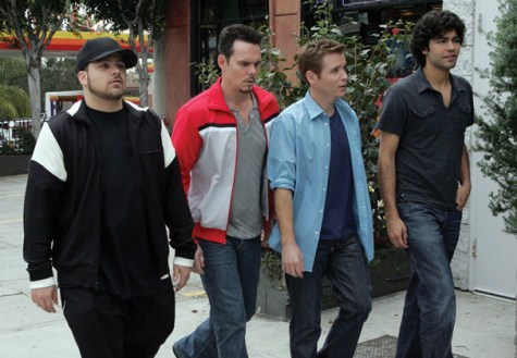 TV hit 'Entourage' must remain cautious in move to film