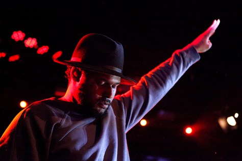 Schoolboy Q shows multiple sides with 'Oxymoron'
