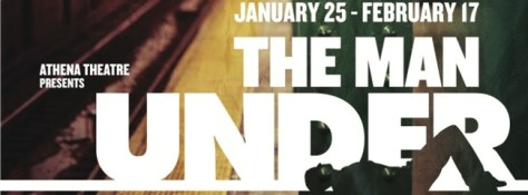 """""""The Man Under"""" brings macabre to Off-Broadway stage"""