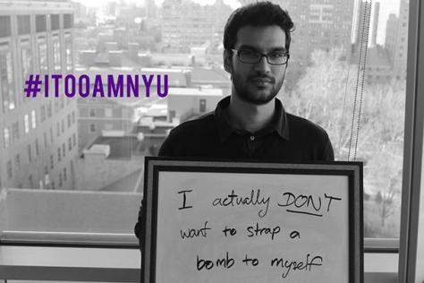 'I, Too, Am NYU' campaign opens racial dialogue