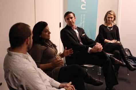 Panelists discuss veteran entrepreneurship