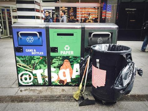 NYU goes green with Zero Waste
