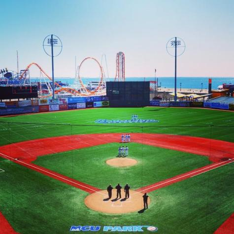 Going the Distance: Baseball's Commute to Coney Island Places Strain on Student-Athletes
