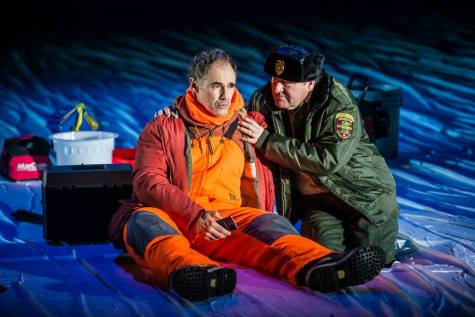 'Nice Fish' Questions the Meaning of Life Through Ice Fishing