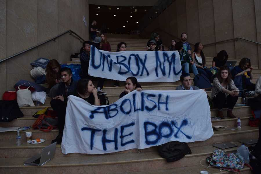 NYU Removes Question Regarding Criminal History From Its Application