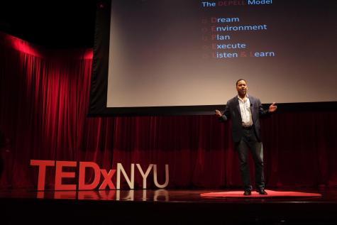 TEDxNYU Examines Identity and Purpose