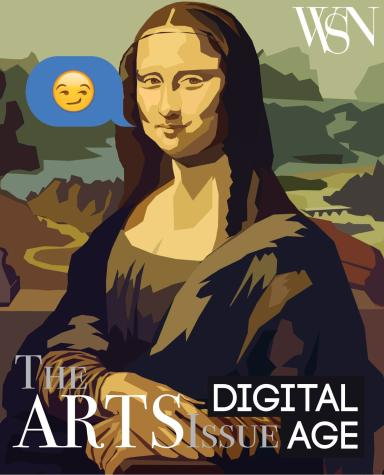 The Arts Issue: Digital Age
