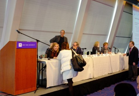 Town hall invites faculty, student input on NYU 2031