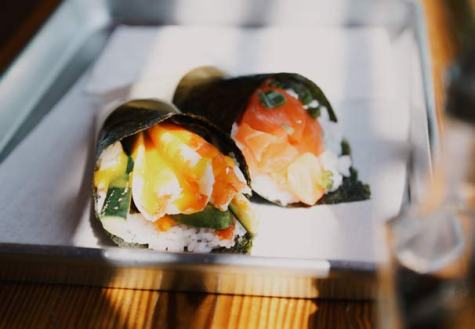 Iconic sushi rolls out food-themed scavenger hunt