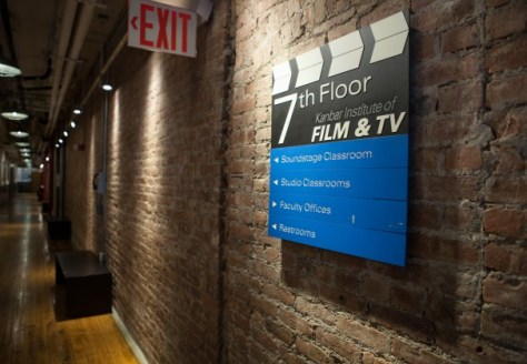 Film students receive awards, grants from Kanbar Institute