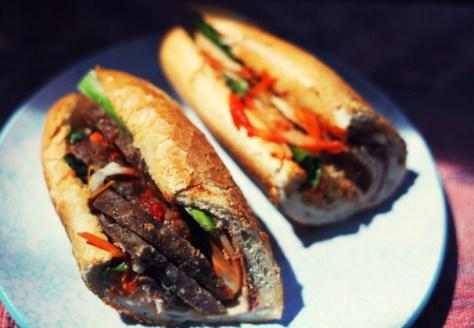 New York City Banh mi sandwich shops to sample
