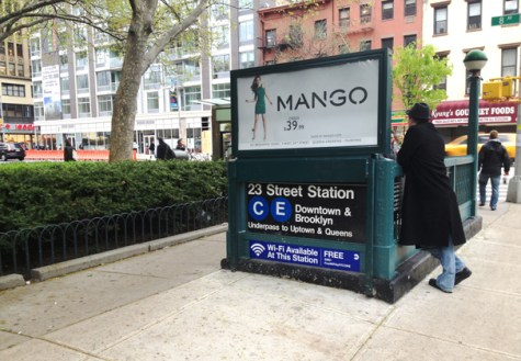 MTA extends Wi-Fi and cell service to more subway stations