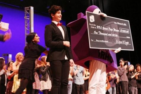 Tyler Johnson triumphs in Ultra Violet Live