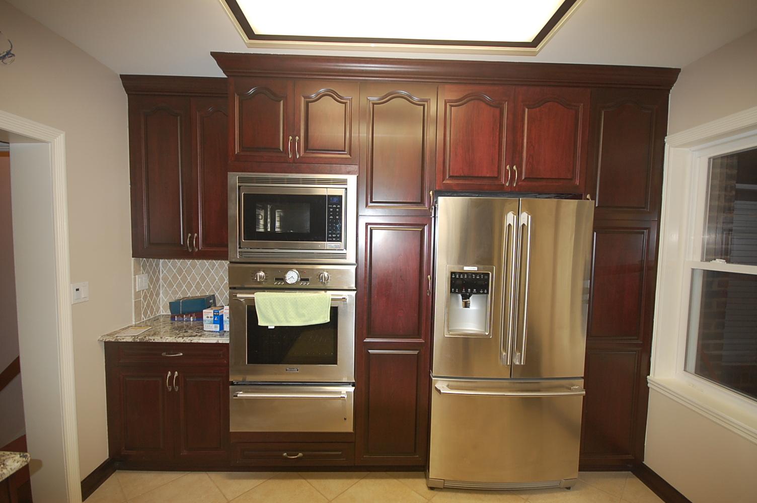 Interior Kitchen Cabinets In Brooklyn Ny kitchen portfolio nywoodwork marine park brooklyn ny cabinet