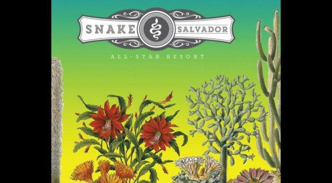 Snake Salvador: All-Star Resort