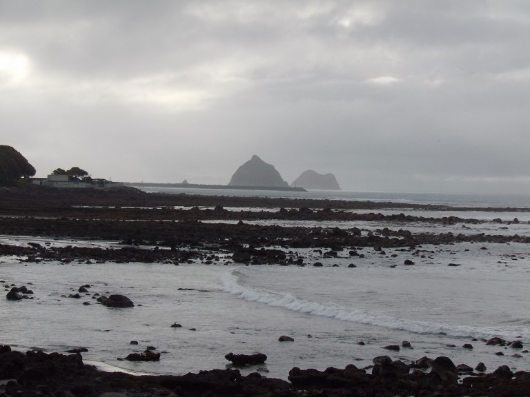 New Plymouth Coastal Walkway, Tasman Sea