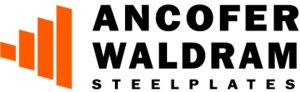 This is the logo of Ancofer Waldram steel plates, one of the largest EU steel stockholders