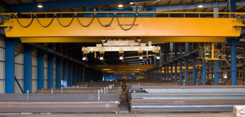 Thick Steel Plates for Heavy Engineering