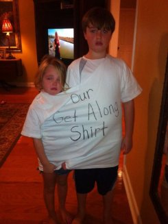 OakMonster.com - Get Along Shirt