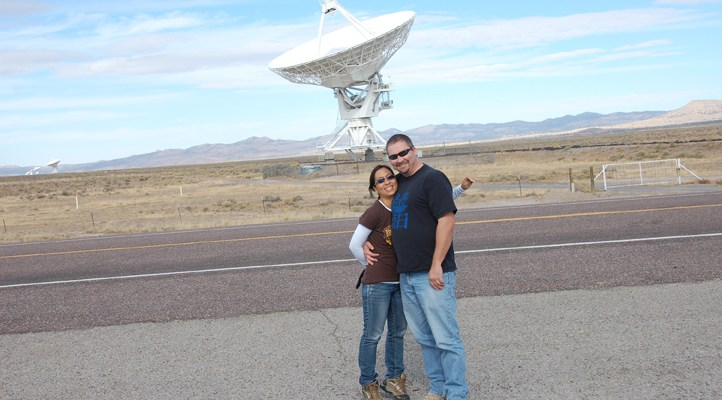 OakMonster - Very Large Array 2012