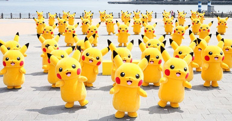 pikachugroup