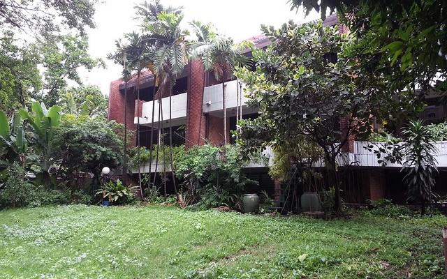 OakMonster - Langsuan House - Bangkok - Thailand - 2014