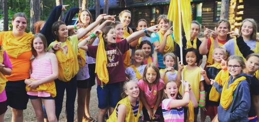 Capture the Flag at Story Book Lodge