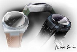 smartwatch HP bracelets