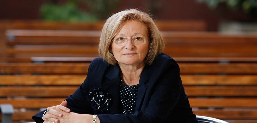 Montserrat Tarrés, directora de Comunicación de Novartis y presidenta de Dircom