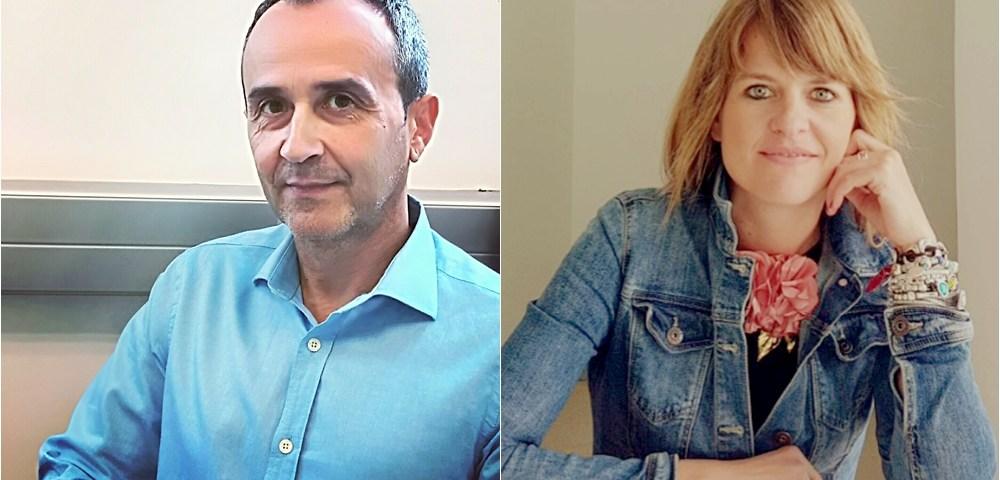 Dra. R. Rebeca Cordero, profesora titular en Sociología Aplicada UEM; y Dr. José Antonio Blázquez, profesor adjunto en Marketing y Comunicación Publicitaria UEM
